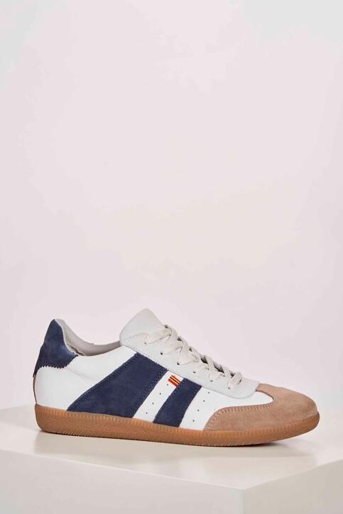 Le Fabuleux Marcel de Bruxelles Sneakers wit MDB201WA 002_WHITE img2