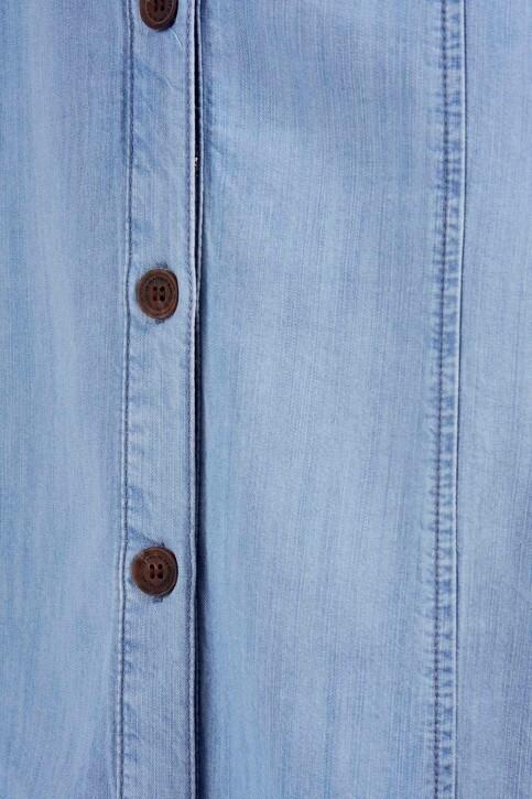 Le Fabuleux Marcel de Bruxelles Jupes longues bleu MDB201WT 039_DENIM img4