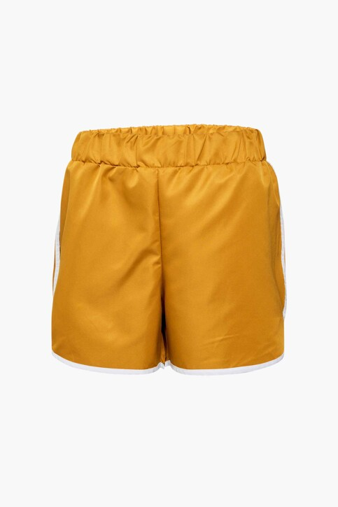 Le Fabuleux Marcel de Bruxelles Shorts bruin MDB211MT 006_DRIED TOBACCO img1