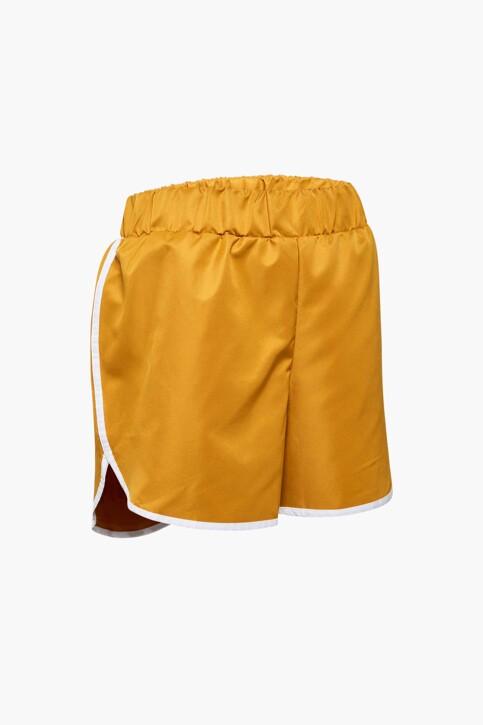 Le Fabuleux Marcel de Bruxelles Shorts bruin MDB211MT 006_DRIED TOBACCO img2