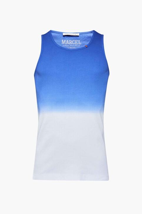 Le Fabuleux Marcel de Bruxelles Tanktops blauw MDB211MT 007_BLUE img1