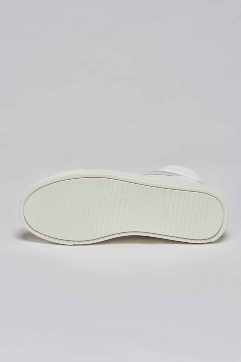 Le Fabuleux Marcel de Bruxelles Sneakers wit MDB211WA 002_WHITE img5