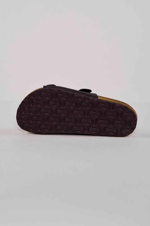 Le Fabuleux Marcel de Bruxelles Slippers zwart MDB211WA 004_BLACK img5