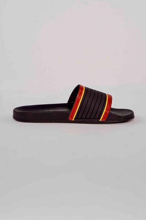 Le Fabuleux Marcel de Bruxelles Slippers zwart MDB211WA 007_BLACK img3