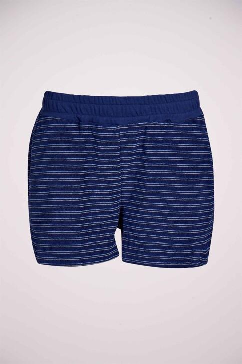 Le Fabuleux Marcel de Bruxelles Shorts blauw MDB211WT 006_BLUE DEPTHS img5