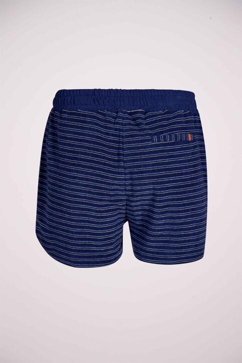 Le Fabuleux Marcel de Bruxelles Shorts blauw MDB211WT 006_BLUE DEPTHS img6