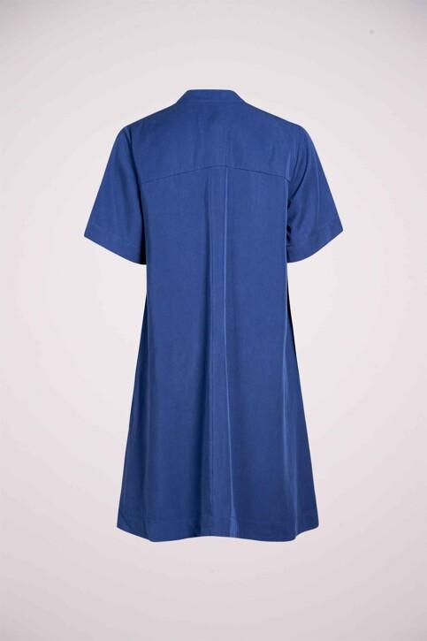 Le Fabuleux Marcel de Bruxelles Jurken (kort) blauw MDB211WT 023_BLUE DEPTHS img7