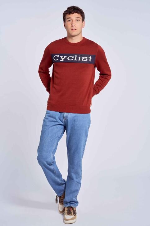 Le Fabuleux Marcel de Bruxelles Jeans straight denim MDB212MT 001_DENIM img4