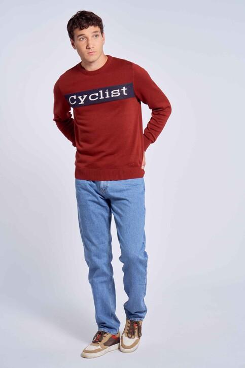 Le Fabuleux Marcel de Bruxelles Jeans straight denim MDB212MT 001_DENIM img5