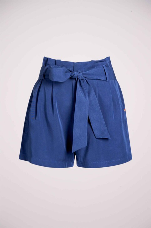 Le Fabuleux Marcel de Bruxelles Shorts blauw MDB213WT 007_BLUE DEPTHS img3