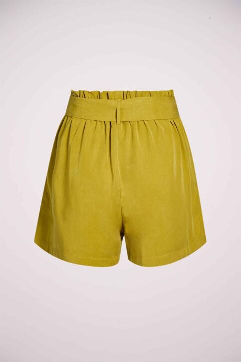 Le Fabuleux Marcel de Bruxelles Shorts groen MDB213WT 007_ECRU OLIVE img4