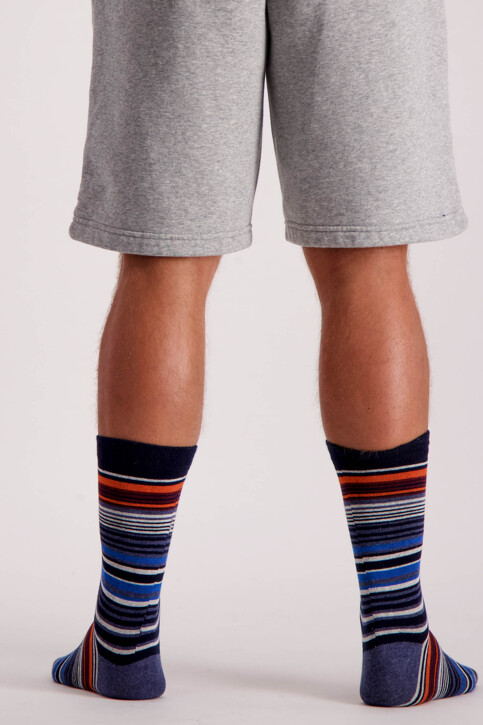 Petrol Industries® Chaussettes rouge MFW18SOC902_3051 BIKING RED img2