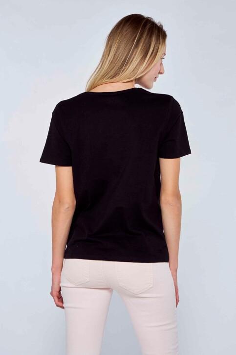 FRIENDS T-shirts (korte mouwen) zwart ML9757SE03FRI_NOIR img3