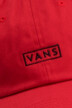 "VANS ""OFF THE WALL"" Casquettes rouge MN VANS CURVED BILL_PEPPER img4"