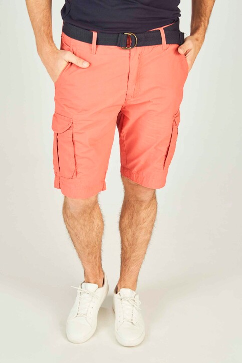Petrol Industries® Shorts rood MSS19SHO500_3082 FADED RED img1