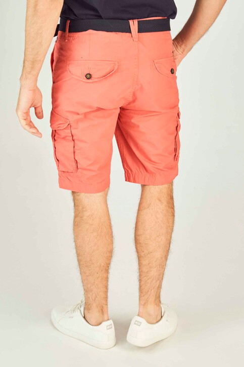 Petrol Industries® Shorts rood MSS19SHO500_3082 FADED RED img3