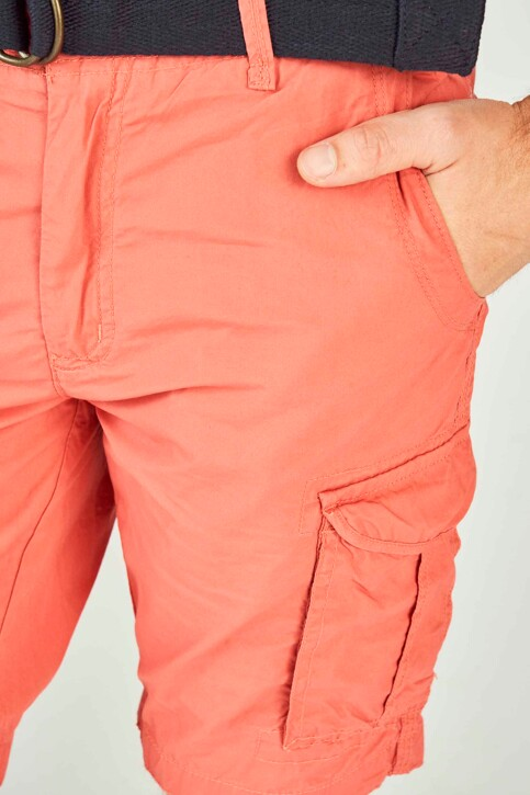Petrol Industries® Shorts rouge MSS19SHO500_3082 FADED RED img4