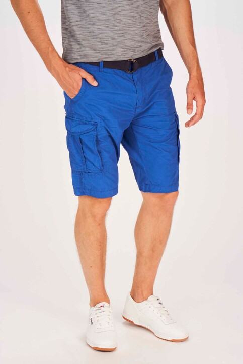 Petrol Industries® Shorts blauw MSS19SHO500_5100 SEASCAPE img1
