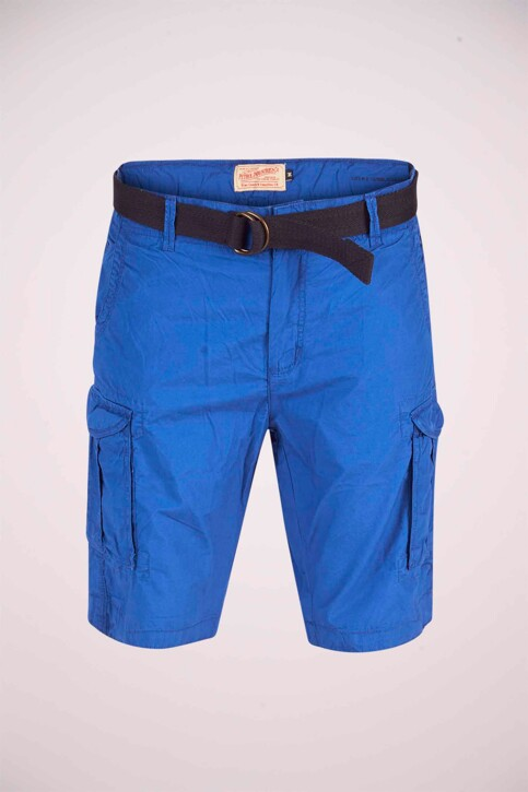 Petrol Industries® Shorts blauw MSS19SHO500_5100 SEASCAPE img5
