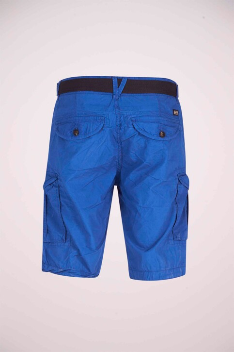Petrol Industries® Shorts blauw MSS19SHO500_5100 SEASCAPE img6