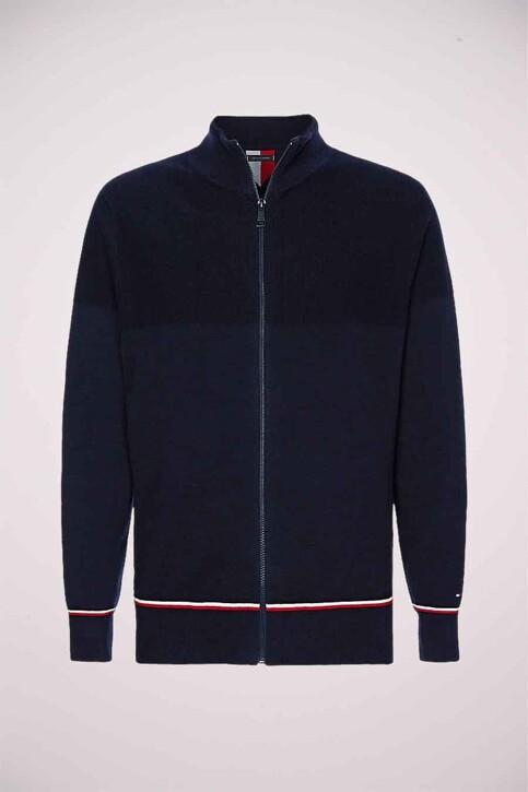 Tommy Jeans Gilets blauw MW0MW14760_DW5 DESERT SKY img5