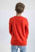 GARCIA Sweaters col O rouge N03660_2599 BRIGHT RED img3