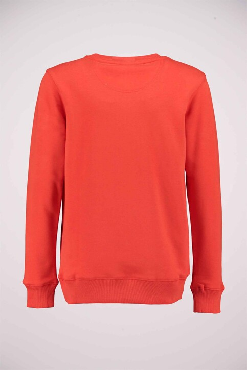 GARCIA Sweaters col O rouge N03660_2599 BRIGHT RED img5