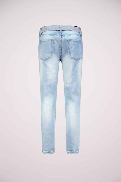 Jeans boyfriend denim N2849 1802 BAILA SCA_8131 WASH LIGHT img2