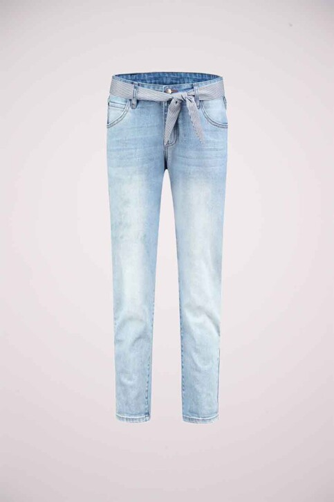 Jeans boyfriend denim N2849 1802 BAILA SCA_8131 WASH LIGHT img3