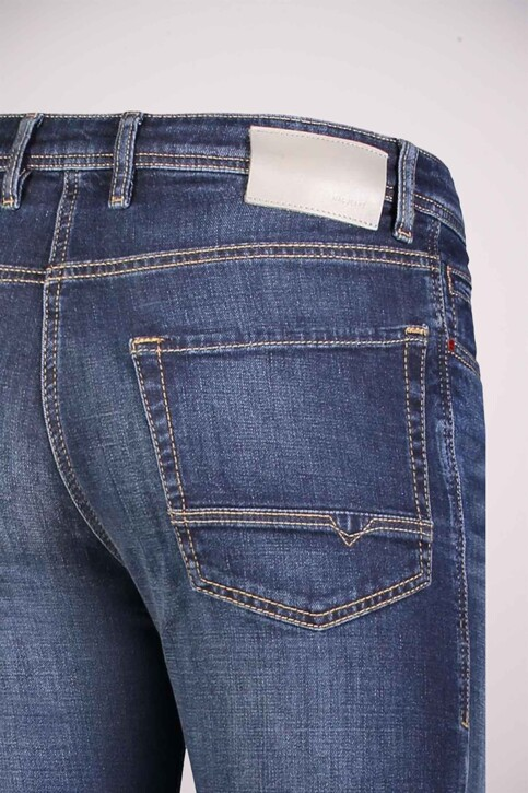 MAC Jeans straight denim NEW ARNE_H768VINT BLUE img4