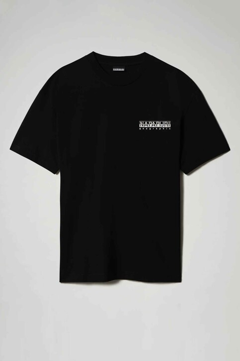 NAPAPIJRI T-shirts (korte mouwen) zwart NP0A4F5K041_041 BLACK img1