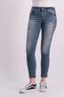 ONLY® Jeans skinny denim ONLALBA REG SK ANK_BL203MED B DES img1