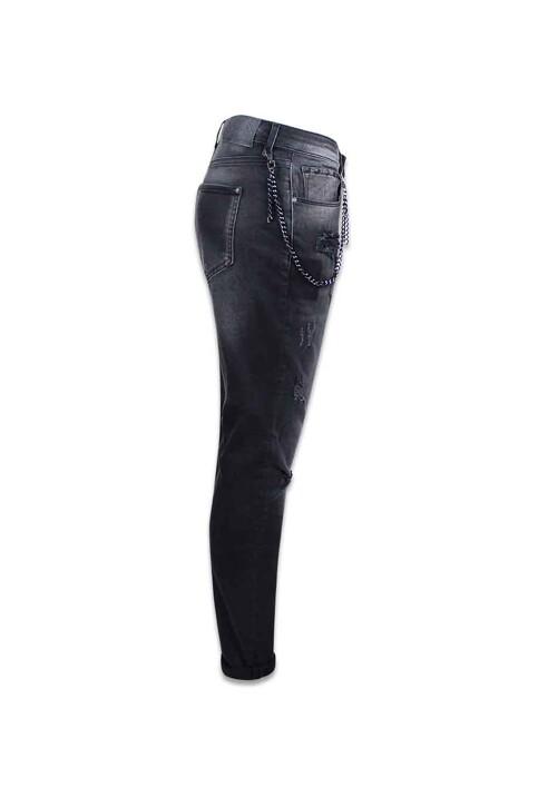 ONLY® Jeans special fit grijs ONLLIBERTY ANTIFIT_REA17942BLACK img3