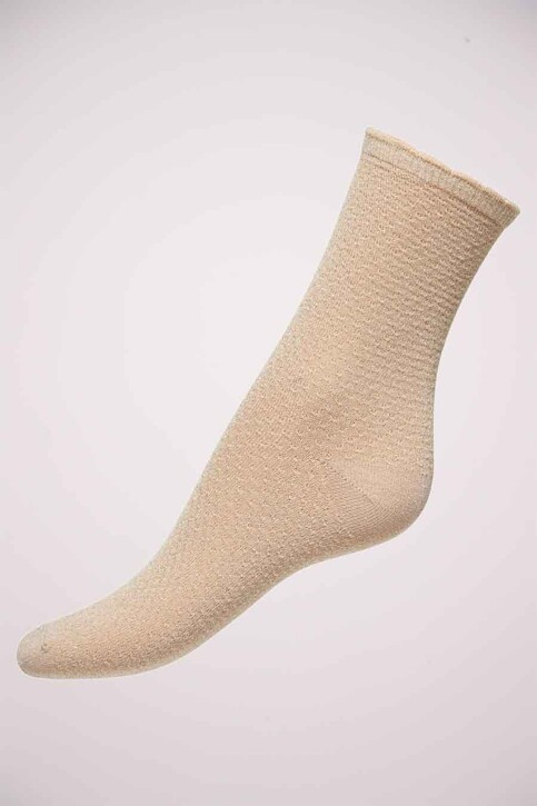 ONLY® Chaussettes rose ONLRISKA GLITTER_BEGONIA PINK img5