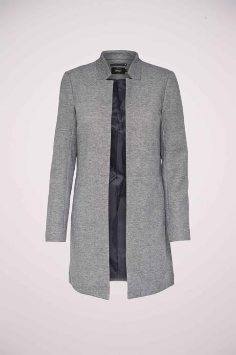 ONLY® Vestes longues gris ONLSOHO COATIGAN TLR_LIGHT GREY MEL img1