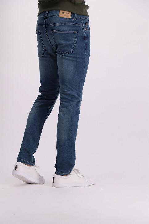 ONLY & SONS® Jeans slim denim ONSLOOM_8472BLUEJOGG img3