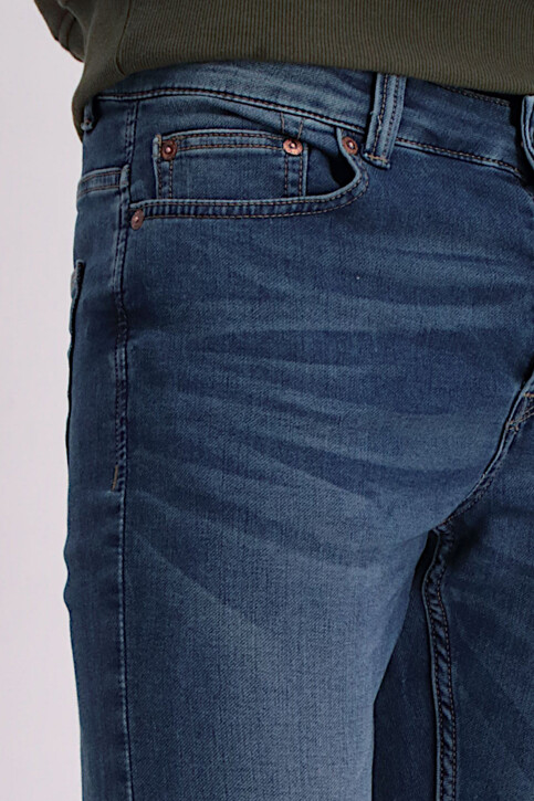 ONLY & SONS® Jeans slim denim ONSLOOM_8472BLUEJOGG img5
