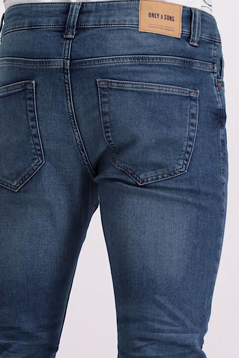 ONLY & SONS® Jeans slim denim ONSLOOM_8472BLUEJOGG img6
