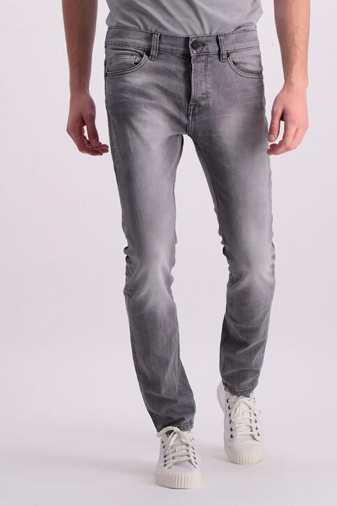 ONLY & SONS® Jeans slim grijs ONSLOOM_8532GREY DENIM img1