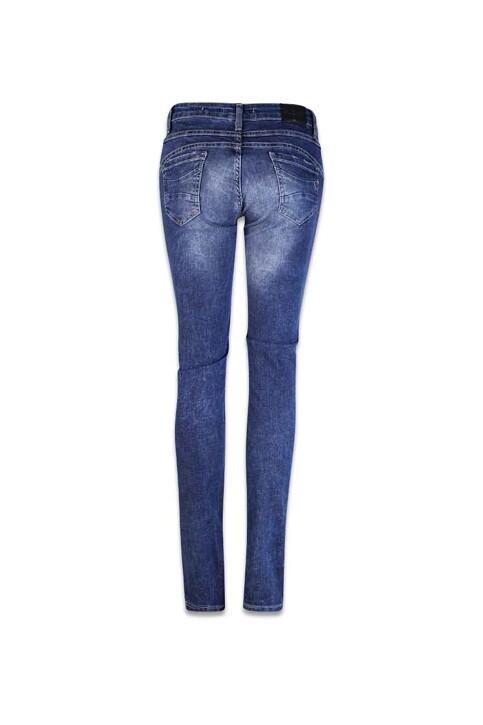 Please Jeans skinny P24IBQ2DIX_1670 BLU DENIM img2