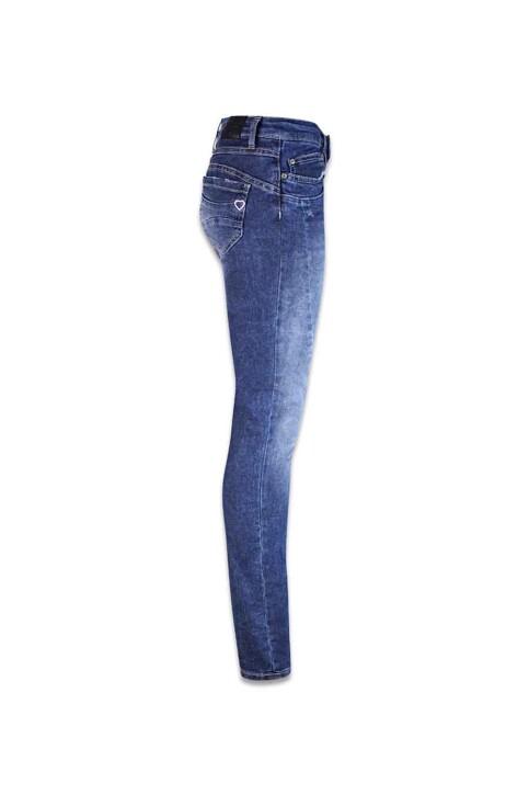 Please Jeans skinny P24IBQ2DIX_1670 BLU DENIM img3