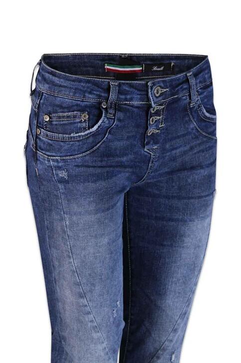 Please Jeans skinny P24IBQ2DIX_1670 BLU DENIM img5