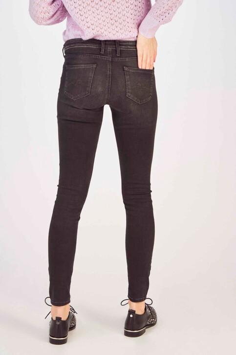 Pepe Jeans Jeans skinny zwart PL201073WB9_BLACK USED img3