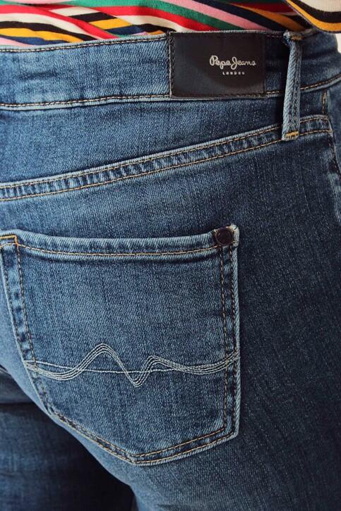 Pepe Jeans Jeans flared denim PL202229GN3_MEDIUM BLUE img5