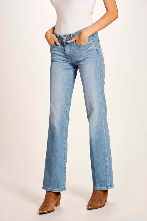Pepe Jeans Jeans flared denim PL202229NA0_NA0 LIGHT BLUE img2