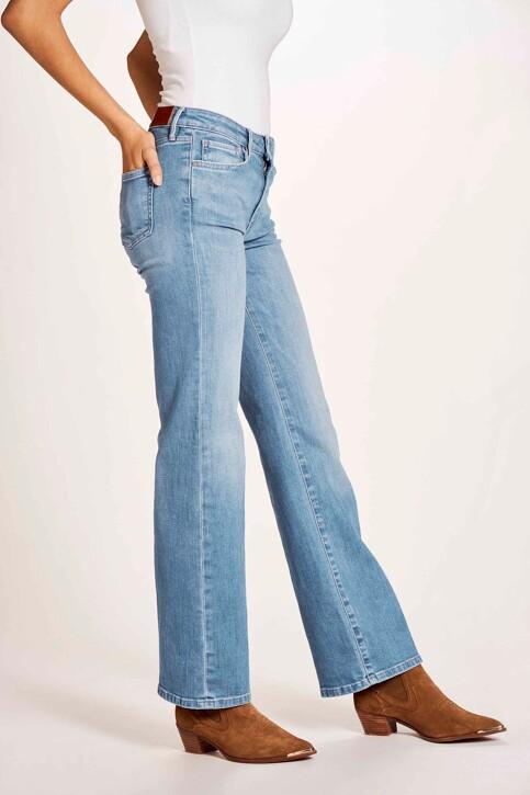 Pepe Jeans Jeans flared denim PL202229NA0_NA0 LIGHT BLUE img4