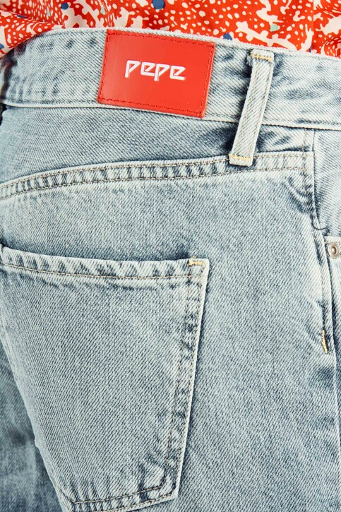 Pepe Jeans Jeans straight denim PL203156MD0_LIGHT USED img4
