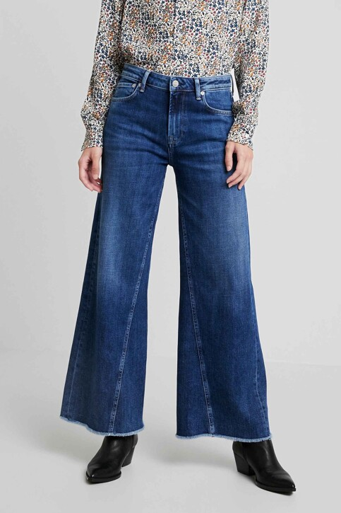 Pepe Jeans Jeans wide denim PL203423_ARCHIVE DARK US img1