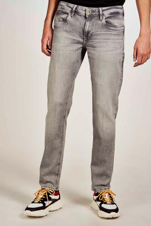 Pepe Jeans Jeans slim gris PM200823WF7_WF7 MID GREY img1