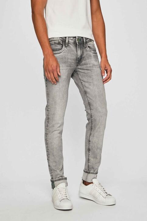 Pepe Jeans Jeans slim gris PM200823WU5_WU5 GREY WISER img1
